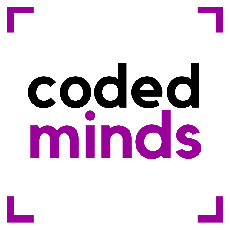Coded Minds Logo