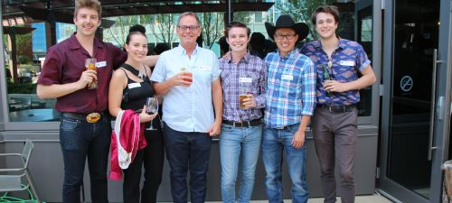 11th Annual Alumni Stampede Party - July 8, 2019