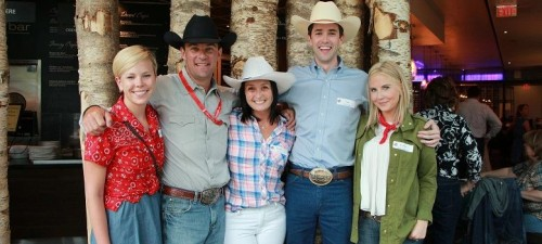 10th Annual Alumni Stampede Party