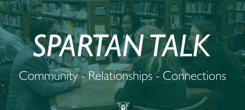 Spartan Talk webinar:  Fine Arts and Humanities