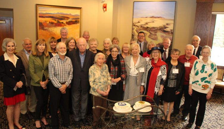 Anniversary Luncheon and Musical for SSB and Tweedsmuir Alumni