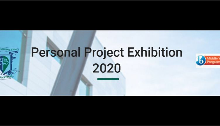 Personal Project Exhibition 2020