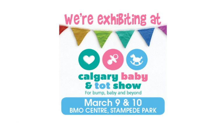 Visit STS at the Calgary Baby & Tot show