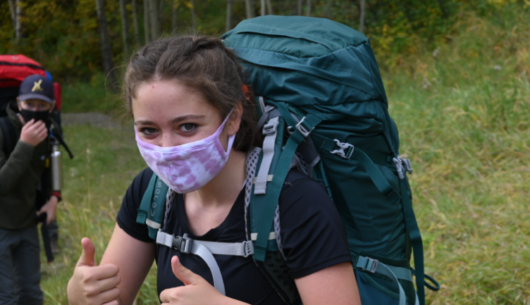 Fall Backpacking trips