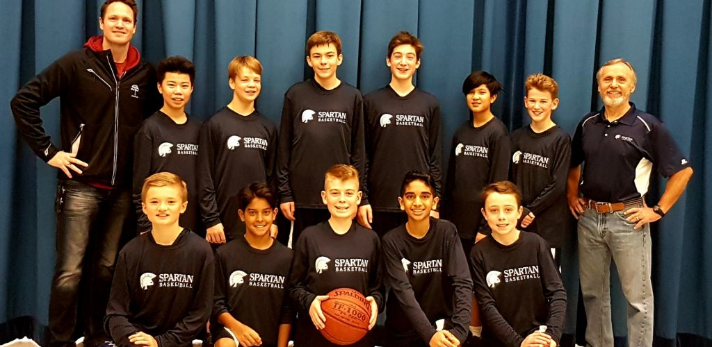 STS scores big with the CAIS U-13 Basketball tournament