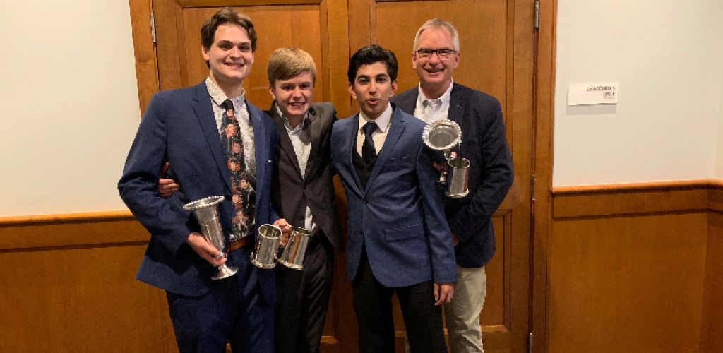 Outstanding results at the International Independent School Public Speaking Championships (IISPC)