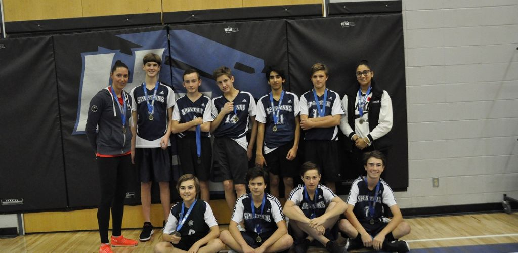 Strong finish to Junior A Boys Volleyball season