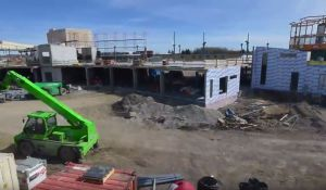 Inspiring Facilities - Time lapse of construction